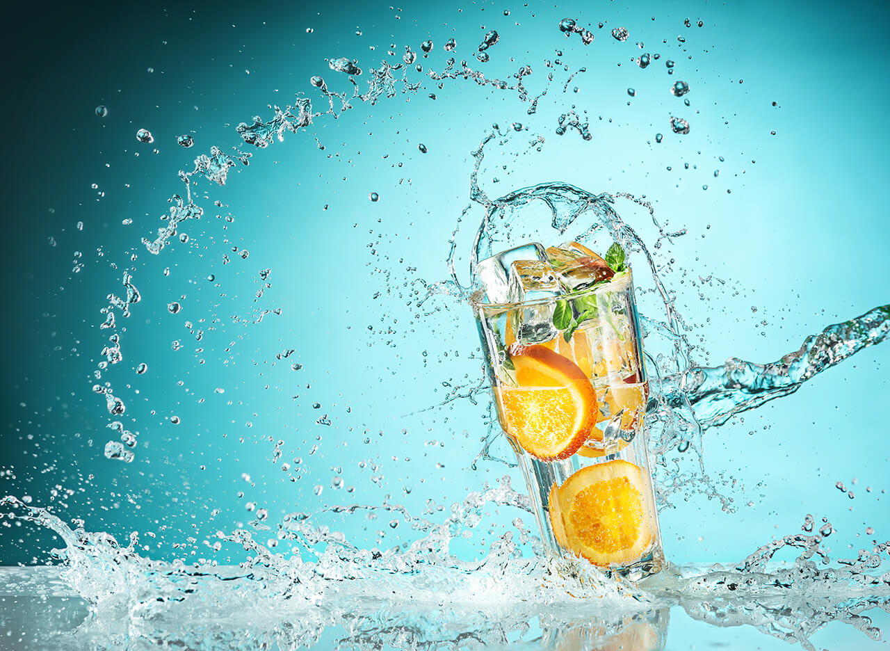 Zooming Flavors outperform other flavors in Beverage Applications